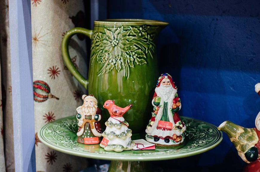 Колокольчик Санта  - фото