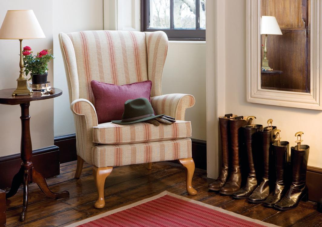 Кресло Penshurst Wing Amanpuri D  - фото