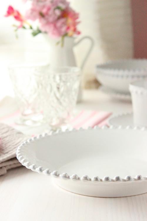 Тарелка для супа Pearl  - фото
