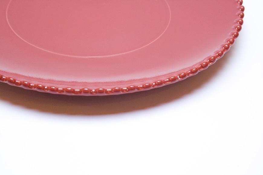 Тарелка подставная Pearl  - фото