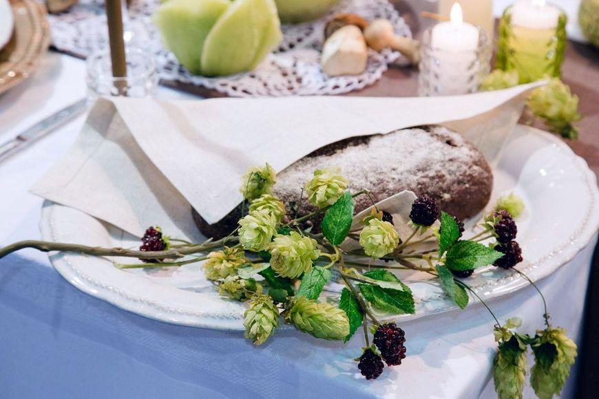 Блюдо для индейки Village  - фото