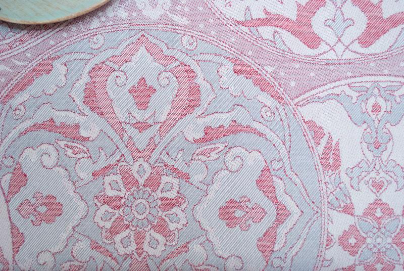 Скатерть Porcelaine с тефлоновым покрытием  - фото