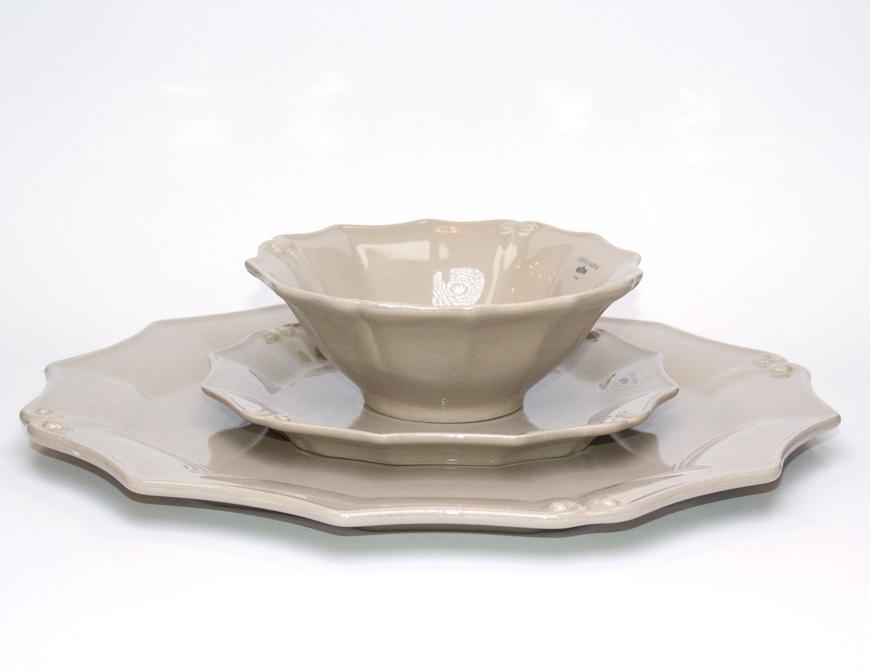 Тарелка подставная Barroco  - фото