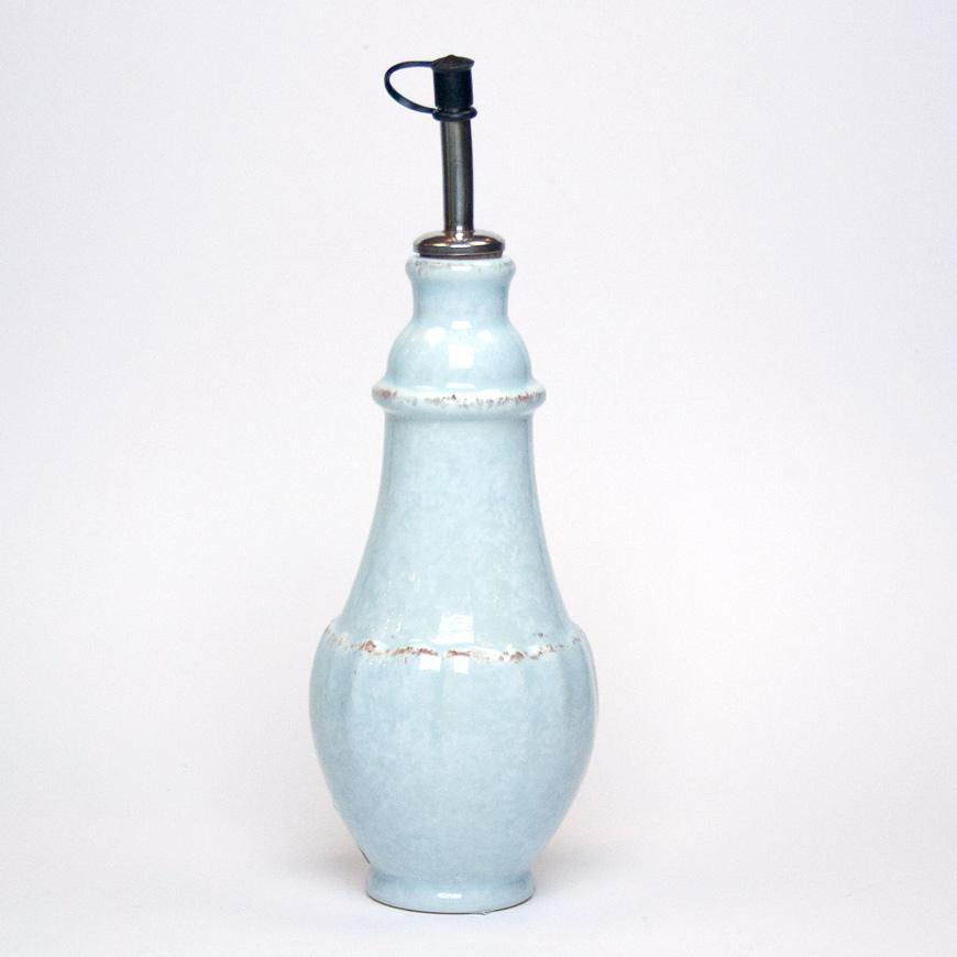 Олейник из керамики бирюзового цвета Impressions  - фото