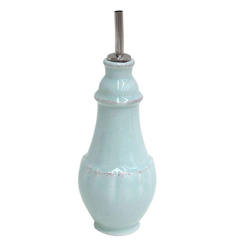 Олейник бирюзовый из керамики в стиле кантри Impressions  - фото