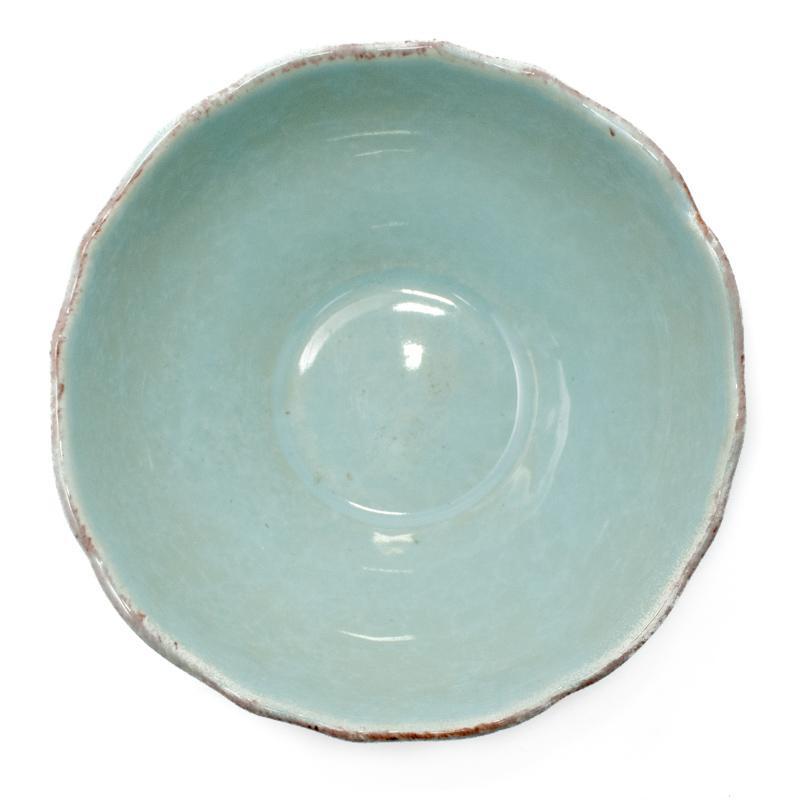 Пиала из огнеупорной керамики голубого цвета Impressions  - фото