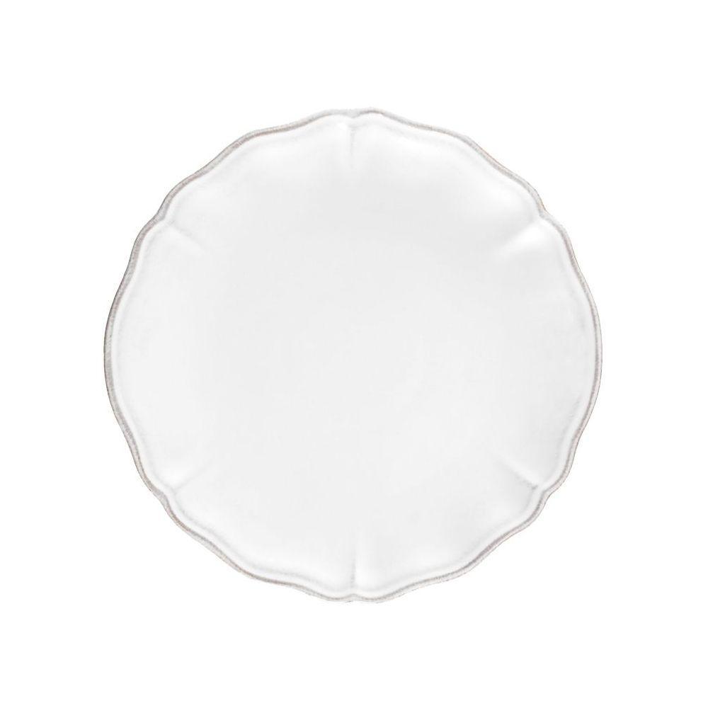 Тарелки мелкие белые, набор 6 шт. Alentejo  - фото