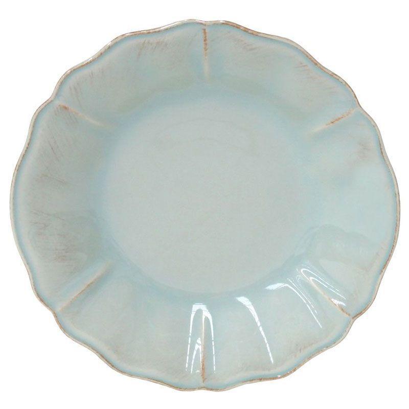Тарелки суповые бирюзовые, набор 6 шт. Alentejo  - фото
