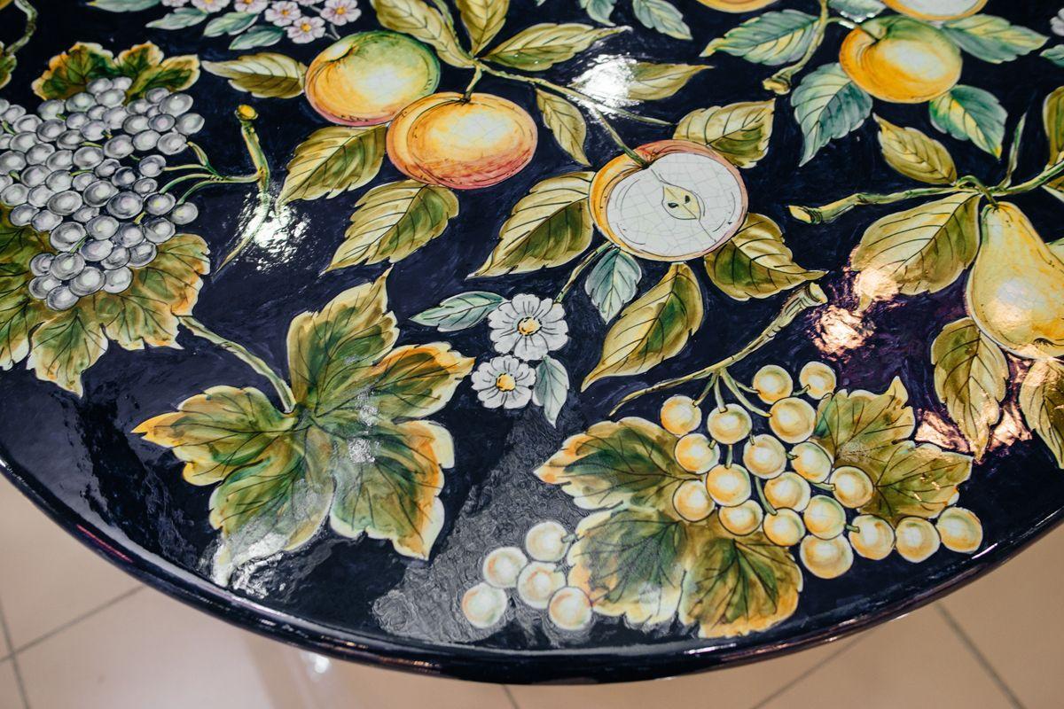 Стол овальный Frutta  - фото