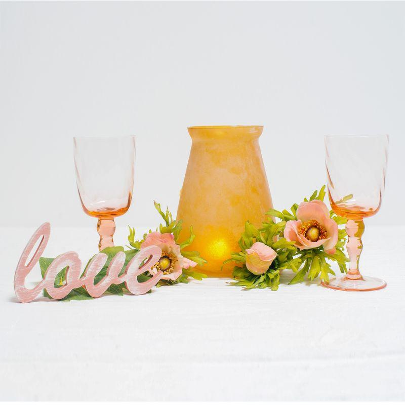 Романтический декор-подставка Love  - фото