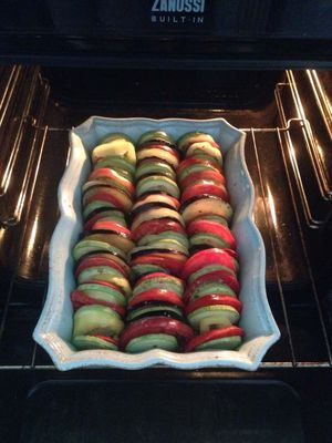 Фото-отзыв пользователя к товару: Форма для выпечки лазаньи Impressions