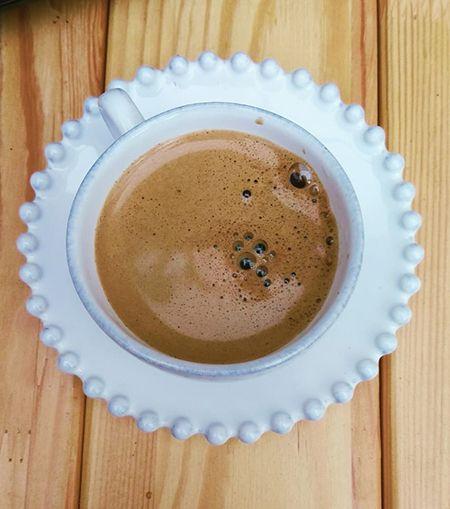 Фото-отзыв пользователя к товару: Чашка с блюдцем для кофе Pearl