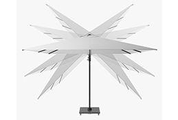 Зонты с наклоном в двух плоскостях