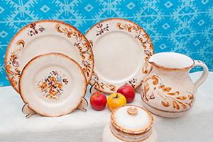 Итальянская посуда Bizzirri