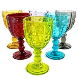 комплект винных бокалов
