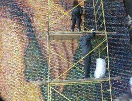 Уникальная работа украинской художницы на биеннале в Венеции