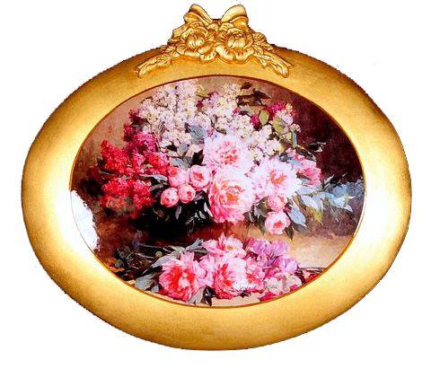 Настенные медальоны Mezzaluna La Favorita