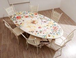 Мебель и освещение для террас и сада