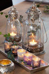 Подсвечники и свечи