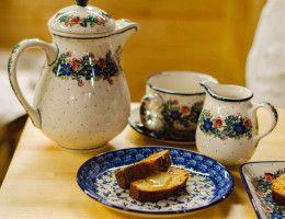Финиковый пудинг с карамельным соусом от Алексея Нилова