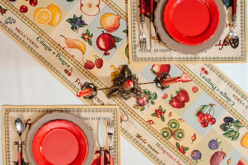 Способы размещения скатертей и раннеров на столе