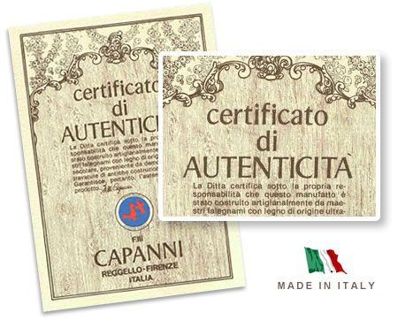 certificate-capanni