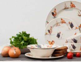 Великолепие осени в посуде: идеи для сезонной сервировки