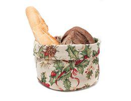 """Гобеленовая корзинка для хлеба """"Мудрая сова"""""""