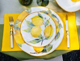 Летнее настроение в Villa Grazia - новые коллекции керамики Bizzirri