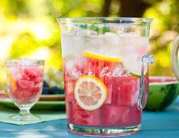 Посуда для летних напитков