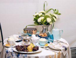 Сервировка «Чаепитие или когда люди пьют чай» от Натаровой Анны