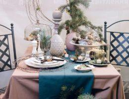 Сервировка «Завтрак у лесного короля» от Виктории Вовченко
