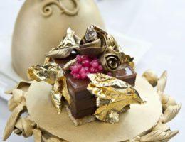 Пудинг Faberge