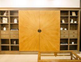 стенка-библиотека от AM Classic