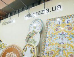 стенд от Villa Grazia
