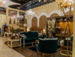обновленная экспозиция Villa Grazia в ТЦ «Домосфера»