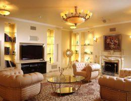 Свет домашнего очага – использование освещения в интерьере