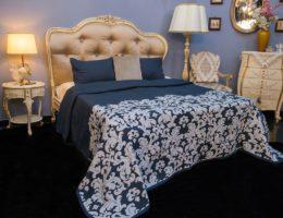 Новинки продукции от Villa Grazia — коллекция хлопковых покрывал для двуспальных кроватей