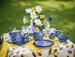В дачный сезон с красивой сервировкой: предложения для оформления пикника от Villa Grazia