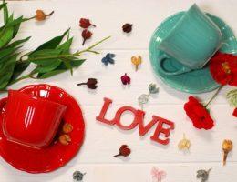 Радуга красочных новинок от Сomtesse Milano — пополнение ассортимента стильной посуды в салонах Villa Grazia