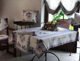 пример гобеленового текстиля в интерьере