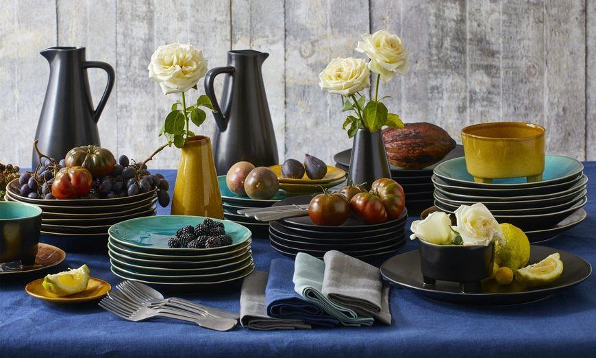 коллекция посуды Riviera