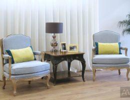 журнальный столик и кресла от AM Classic