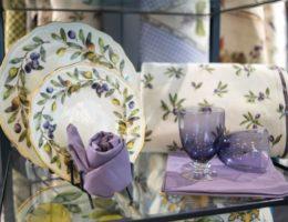 коллекция посуды Оливы и маслины