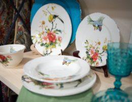 коллекция посуды Весна