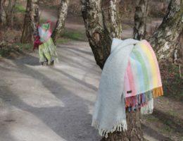Флокати, тартан или плед — текстиль, который полторы тысячи лет не выходит из моды