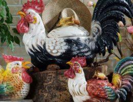 Солнечная птица на страже домашнего очага — символизм в изображениях петуха
