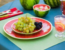 пример подачи винограда