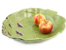 тарелка обеденная Артишок
