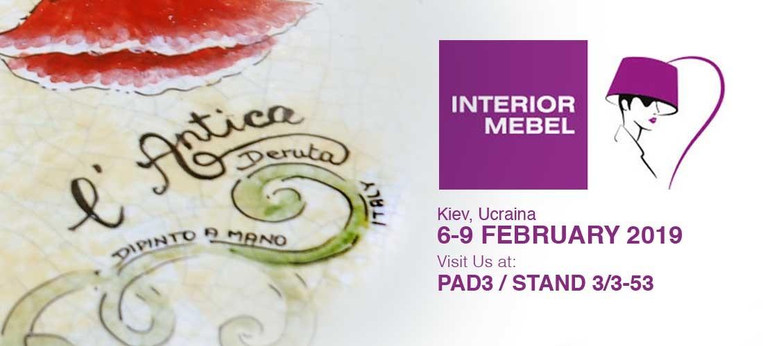 INTERIOR MEBEL с 6 по 9 февраля